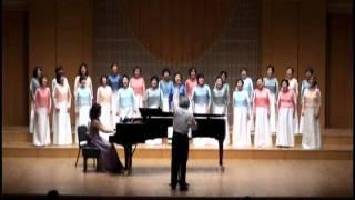 茜の空に  船橋女声合唱団 鈴木茜 動画 24