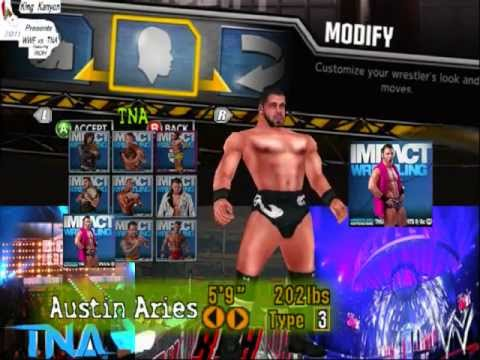 WWF No Mercy Hacked Moves (With Codes) # 34 Money Down