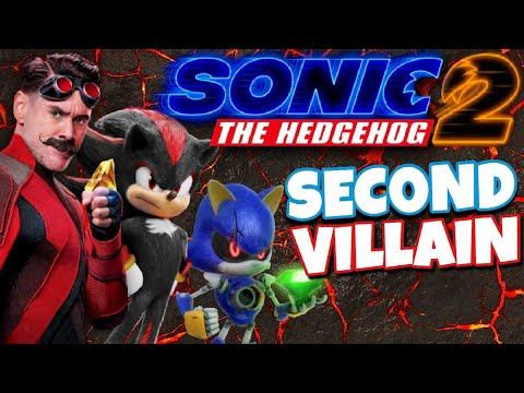 Sonic Movie 2 2022 Update Second Villain Youtube