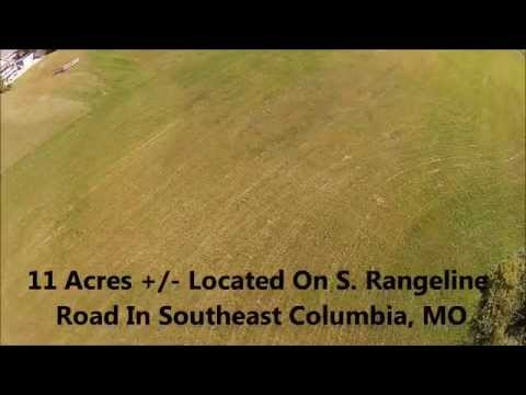 ONLINE ABSOLUTE LAND AUCTION - 11 Acres +/- On S. Rangeline Rd., Columbia, MO