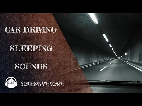 Car Driving White Noise As A Incredible Sleeping Sound