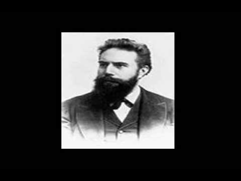 wilhelm conrad ROENTGEN (1845-1923)