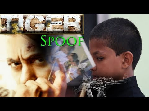 Tiger Zinda Hai | Official Trailer | Spoof...