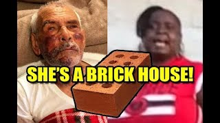 Laquisha Jones Arrested For Brick Attack On Rodolfo Rodriguez!
