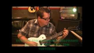 How to play Kryptonite by Three Doors Down on guitar by Mike Gross
