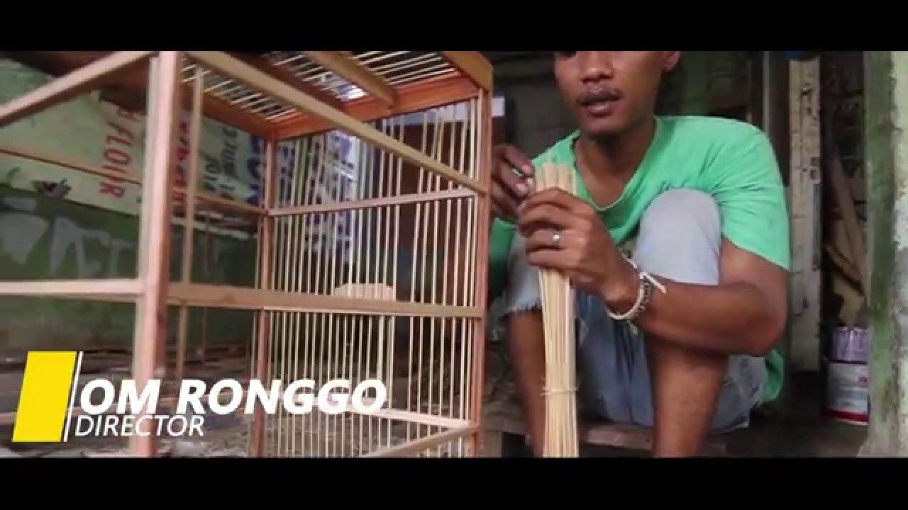 Dunia Hobi Mari Belajar Buat Sangkar Burung Kicau Dari Bambu Part 2 Youtube
