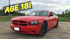 Buying First Muscle Car at Age 18! + Advice