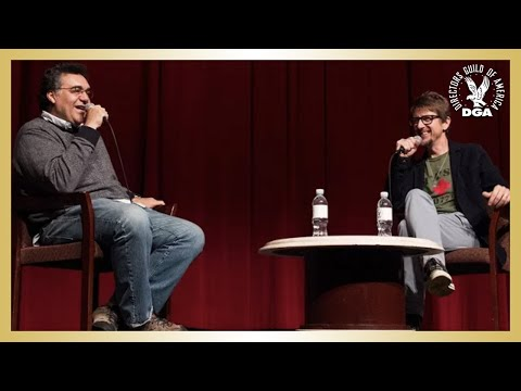 Last Days in the Desert DGA Q&A with Rodrigo García and Scott Derrickson