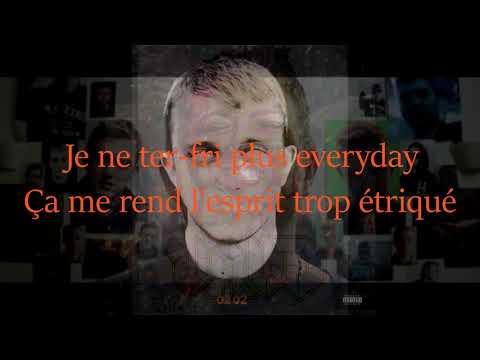 VALD - Désacordé HD (Lyrics on video) (Vidéo montage) XEU. II.II