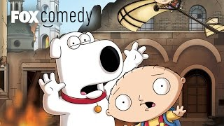 'Family Guy' - FOX Comedy promo 3