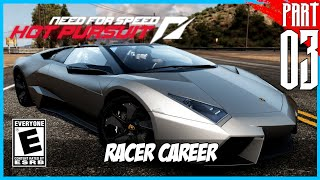 【Need for Speed: Hot Pursuit】 Racer Career Gameplay Walkthrough Part 3 [PC - HD]