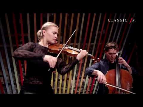 Mari and Håkon Samuelsen - Passacaglia, Händel (arr. Johan Halvorsen)