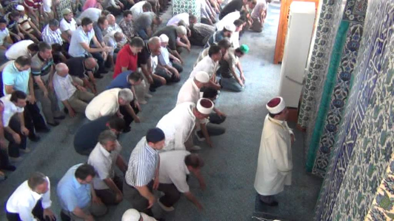 Remzi ER - İzmir MTK Sitesi Camii Cuma Namazı