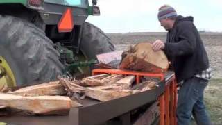 Tempest 3 Point Tractor Wood Splitter