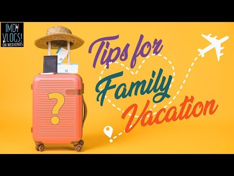 3 Strategies for Planning Adult Family Vacations
