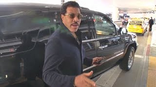 Lionel Richie Says Performers Should 'Lay Low' In Brussels Following Terrorist Attacks