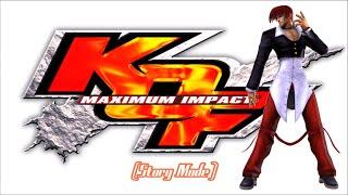 KOF: Maximum Impact - Iori Yagami (Story Mode)