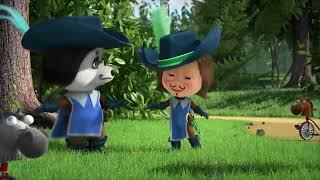 Masha y el Oso  Los secretos del bosque Colección de dibujos animados  1 hora