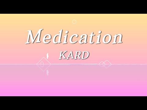 [Lyric Video] KARD - Medication
