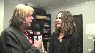Rick Wakeman Interviews Adam Wakeman (Backstage at Planet Rockstock 2013)