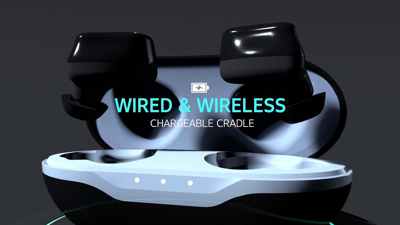 Download ABKO True Wireless Earphones EF02