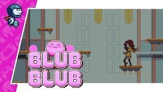 Lets play Blub Blub: Quest of the Blob Ep 4 - FREEDOM!!!