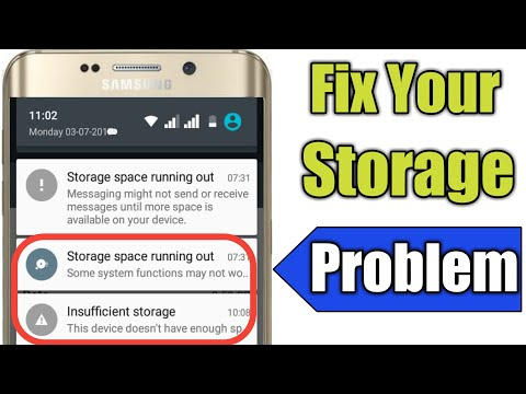 How to Free up Phone Memory Space on Android | Clean Internal Storage on Android