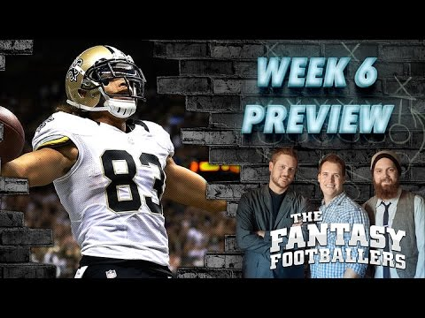 Download Week 6 Fantasy Forecast, Starts of the Week Ep. #112 - The Fantasy Footballers