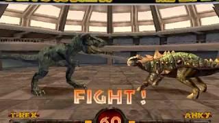 T-Rex the Tyrant King - Warpath Jurassic Park