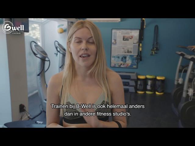 B-Well - Joni: Personal Trainingsstudio  | Klanten aan het woord
