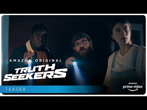 Truth Seekers - Teaser | Amazon Prime Video