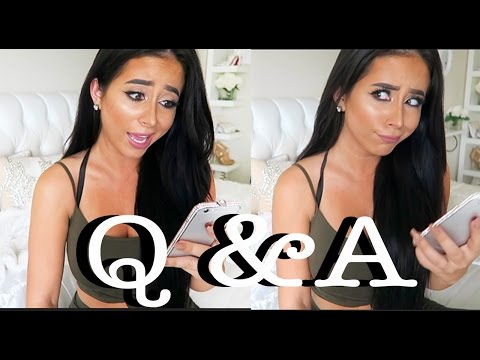 Q&A: ME, MY LIFE, & OTHER NONSENSE    AMBER SCHOLL