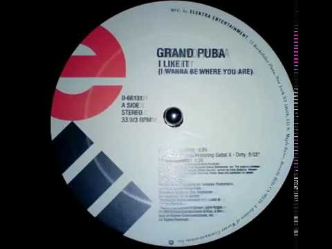 Grand Puba -  I Like It I Wanna Be Where You Are (1995 Instrumental)