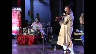 Aakashave Beelali Mele (Nyayave Devaru) - Violin Chandru - Cinema On Strings