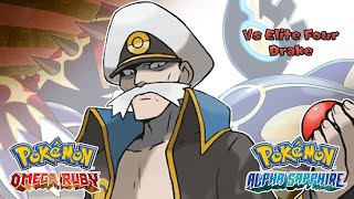 Pokemon Omega Ruby/Alpha Sapphire - Battle! Elite Four Music (HQ)