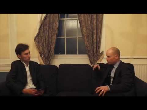 Stephen Kinnock Interview - Durham University Russian Society