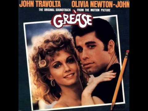 Mooning - aus dem Film Grease