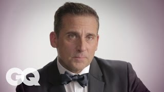 Steve Carell & Dave Chappelle on the Year of Boobs & Mid-life Crises - GQ 2014 Men of the Year