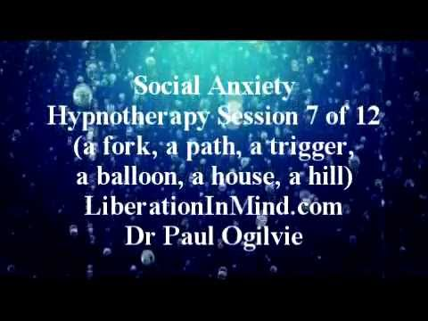Social Anxiety-FREE Hypnotherapy 7 of 12