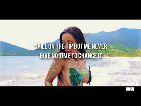 Cardi B - Island Girls (Lyrics -Video) HD