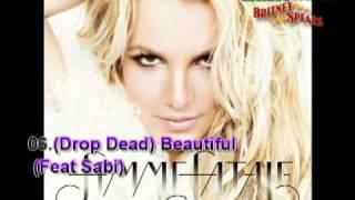 06.Britney Spears- (Drop Dead) Beautiful (Feat Sabi)