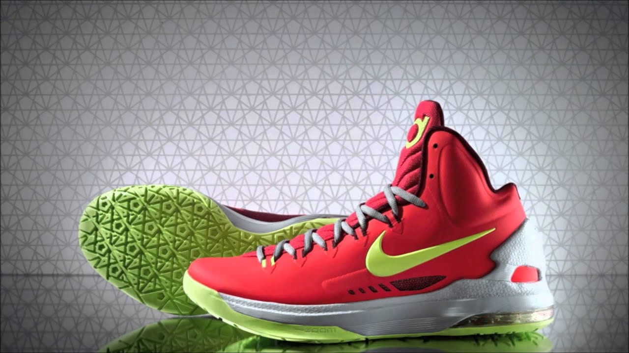 41c43e1db172 Leo Chang Discusses the Nike Zoom KD V (5) Tech Specs. WearTesters