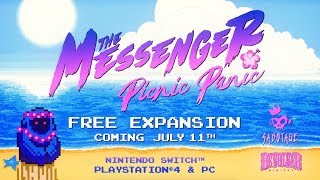 The Messenger: Picnic Panic - Release Date Trailer