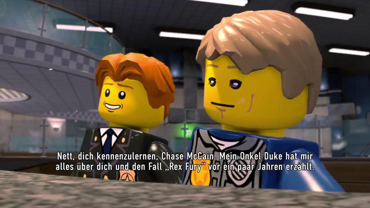 Lego City Undercover Folge 01 Neu In Lego City Deutsch Ps4
