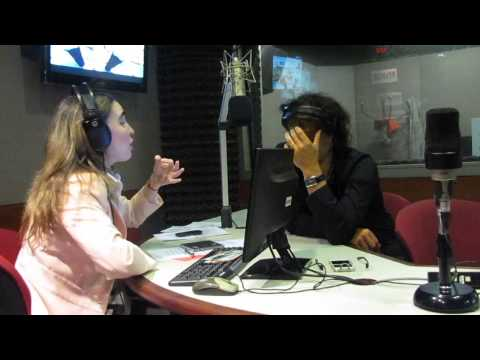 1a. parte ENTREVISTA A ANGEL MAHLER EN RADIO PALERMO/ (Adriana Camaño)