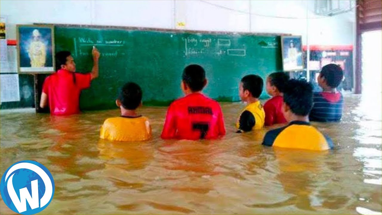 The Worst Schools In The World