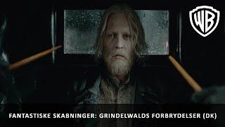Fantastiske Skabninger: Grindelwalds Forbrydelser - The Adventure Continues (DK)