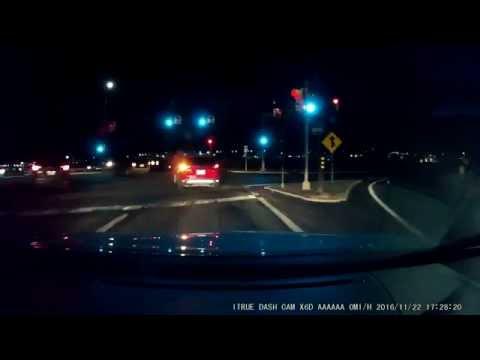 ITrue X6D 1080p Dashcam Night Video - 02