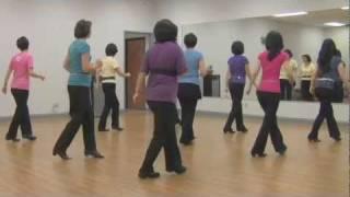 Love, JoAnn - Line Dance (Dance & Teach in English & 中文)