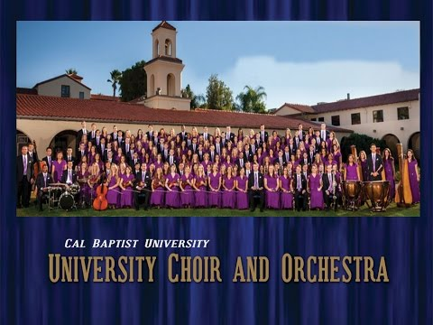 CBU Choir and Orchestra (5:00 performance)